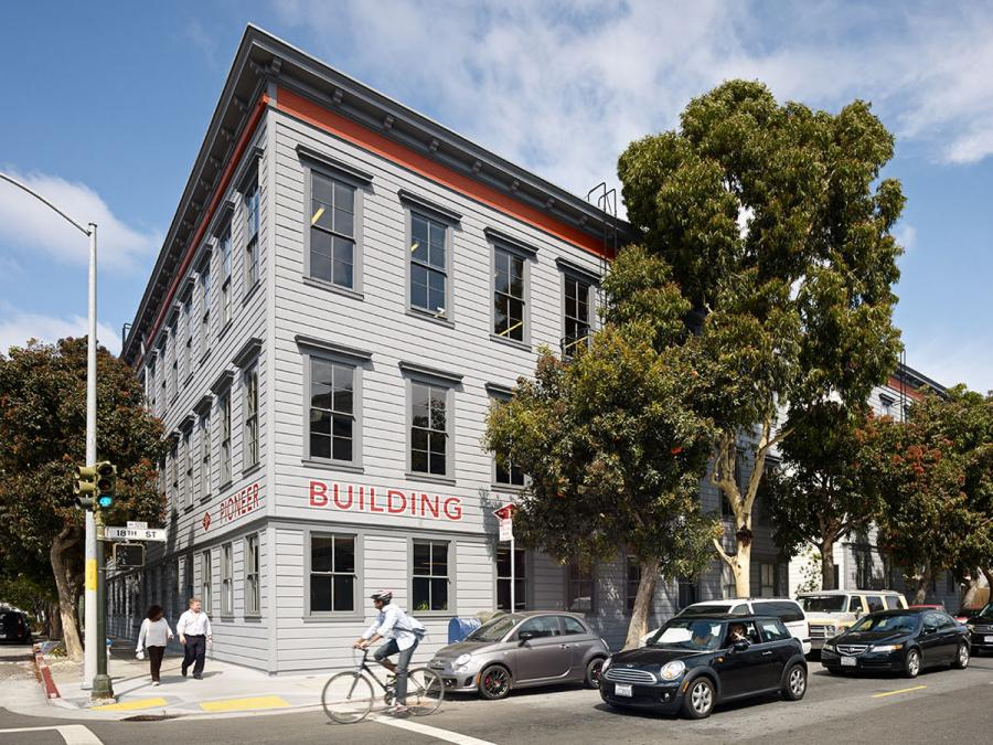 Case Study: The Pioneer Building